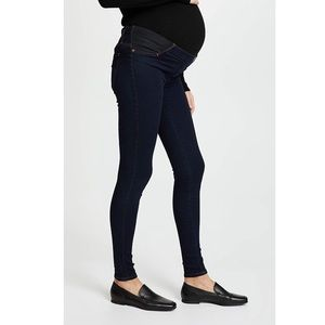 """James Jeans Under Belly Maternity """"Twiggy"""" Pull On"""